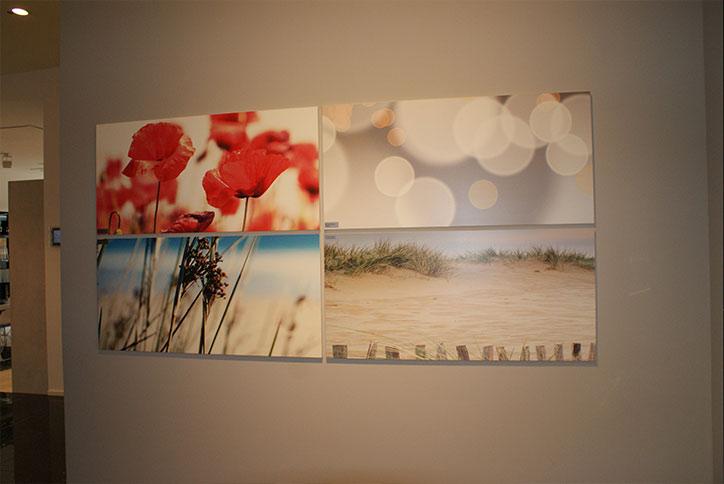 4 Motive für eine Küchenrückwand